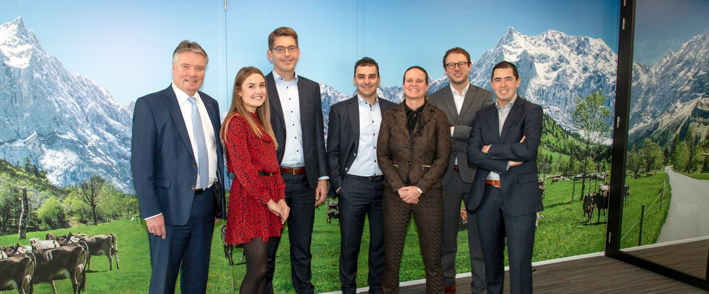 Corporate Finance & Business Development Team bei NeD Tax